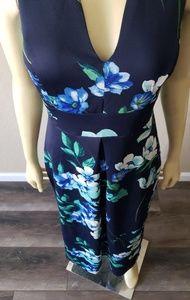 Enfocus Studio Dresses - Enfocus studio floral stretch dress long 6